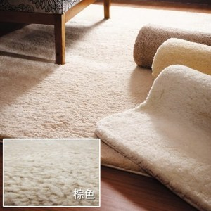貝琪地毯 140x200cm 棕色