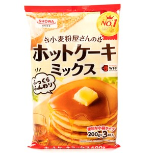 日本 昭和 小麥粉屋鬆餅粉 600g