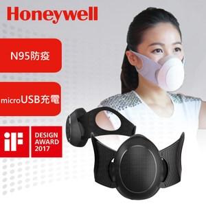 Honeywell 智慧型動空氣清淨機 (黑)