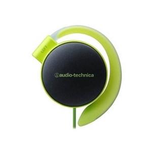 鐵三角 ATH-EQ500 綠 耳掛式耳機 超輕量款22g