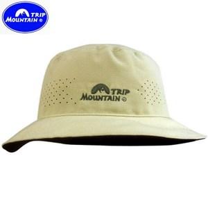 山行Mountain Trip防曬短邊漁夫帽,MC-241卡其