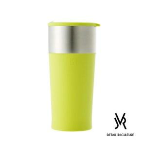 JVR 韓國原裝 MARTIN不鏽鋼馬丁隨行杯350ml-共3色萊姆綠