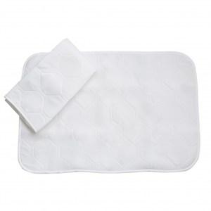 HOLA home 涼感保潔墊枕用二入