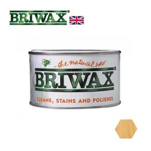 【英國Briwax】拋光上色蠟-復古棕褐色 370g(上色蠟)