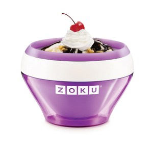 ZOKU 快速製冰淇淋機紫色