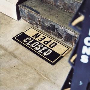 Zeller Life Druck studios門外腳踏地墊58(W)x30(D)x1.