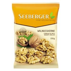 SEEBERGER 喜德堡 天然頂級核桃仁(150g)
