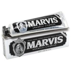 【MARVIS】義大利原裝進口牙膏系列(85ml)-甘草薄荷*6