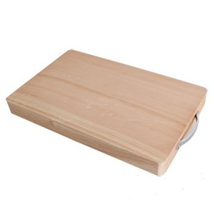 日本製ワイド高級天然木砧板-大