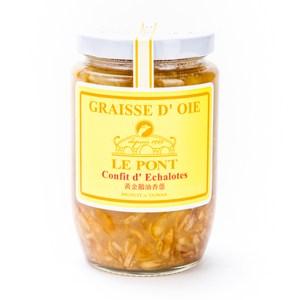 樂朋 LE PONT 黃金鵝油香蔥 310g