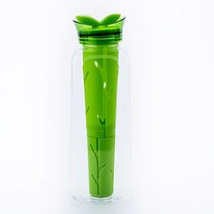 嫩芽可橫放多功能冷水壼 1.4L 綠色款