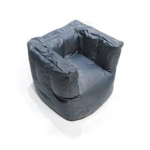 【YFS】奈特扶手型布沙發-60x60x60cm
