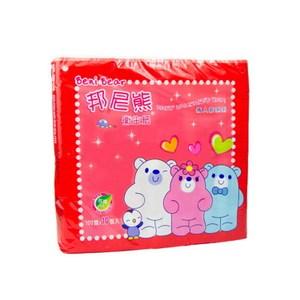 邦尼熊 抽取式衛生紙100抽(60包)(100抽*10包*6串)