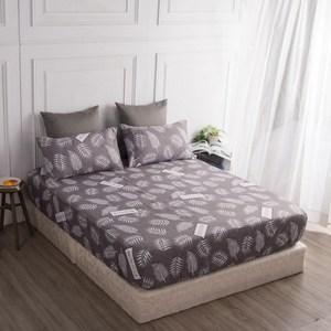 【BARNITE】羅曼蒂克棉感絨三件式床包組(雙人)