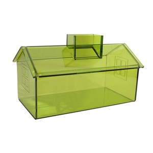 Lovel 加拿大設計經典家飾 面紙盒/紙巾盒(蘋果綠)