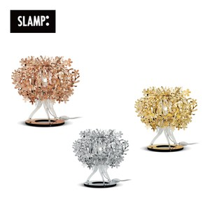 【SLAMP】FIORELLINA 桌燈(金/玫瑰金/銀)金色