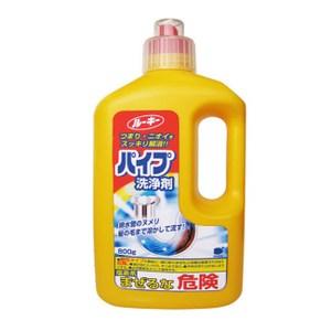 日本第一石鹼水管疏通消臭清潔劑800g*3入