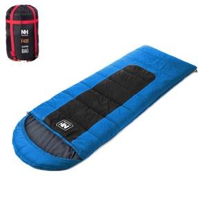 【PUSH! 登山戶外用品】帶帽型睡袋可拼接睡袋(超大號)綠色P28-2