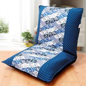 【KOTAS】露西 日式休閒和室椅(藍)