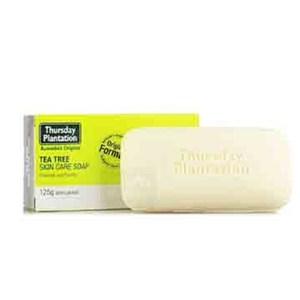澳洲星期四農莊茶樹純淨皂一入     Tea Tree Soap
