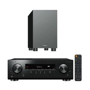 [結帳享優惠]Pioneer VSX-326 AV環繞擴大機+S-13W 重低音喇叭
