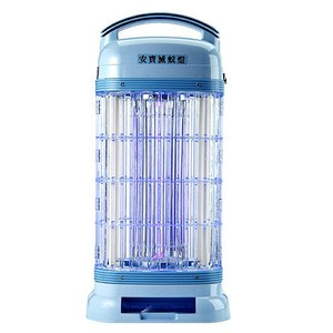 【安寶】宮燈手提15W捕蚊燈 AB-9013A