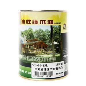 德寶 油性 戶外護木油 柚木 平光 1L