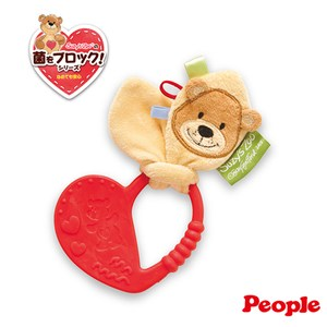日本 People Suzy's Zoo布玩具系列 咬舔玩具 0m+