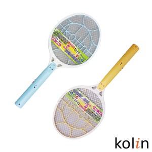 Kolin歌林 充電式電蚊拍(黃/藍 顏色隨機) KEM-SH03