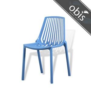 obis 經典造型豎琴椅TN/049-藍色
