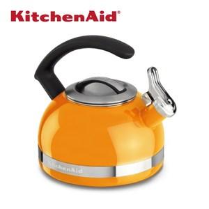 KitchenAid C型靚麗煮水壺-南瓜橘
