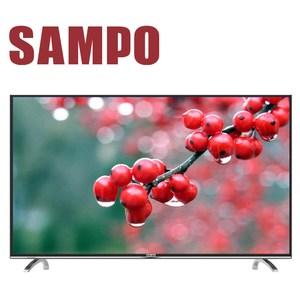 SAMPO聲寶 43吋低藍光LED液晶顯示器+視訊盒(EM-43AT17D)