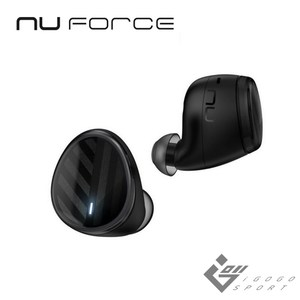 NuForce BE Free5 真無線藍牙耳機黑色