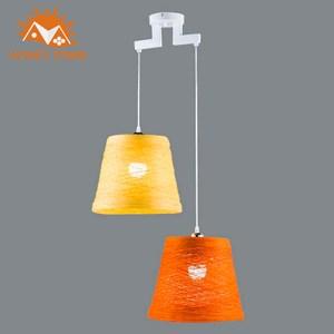 【Honey Comb】時尚多層次吊燈二燈(LB-31292)