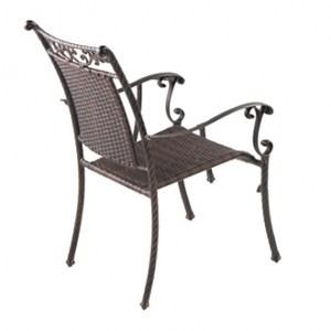 拉米亞仿藤庭園單椅