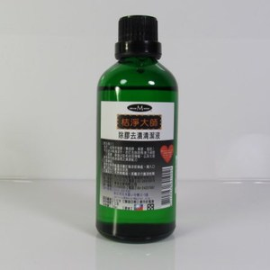 桔淨大師除膠去漬清潔液-100ml-2瓶裝