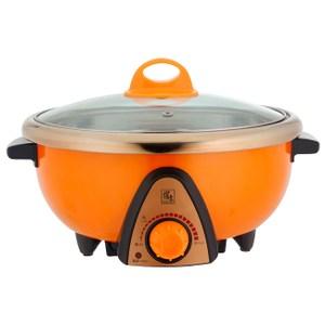 【鍋寶】5L分離式不鏽鋼多功能料理鍋 SEC-520-D