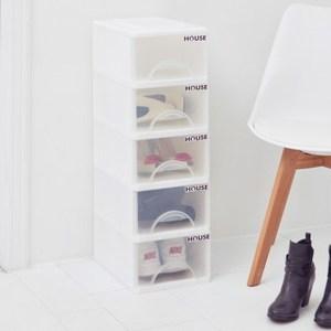 全家人五層收納鞋盒