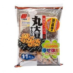 三幸丸大豆仙貝(黑豆)146G