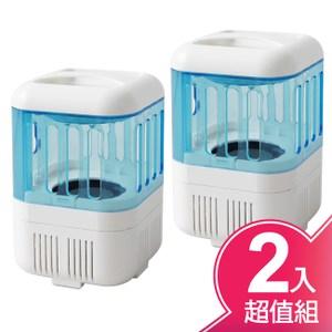 【南亞】輕巧型USB捕蚊燈(二入超值組) EF-668