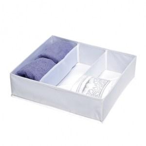 維拉可摺疊三格收納盒