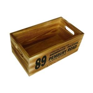 Coca松木箱 低32X18X12.7公分