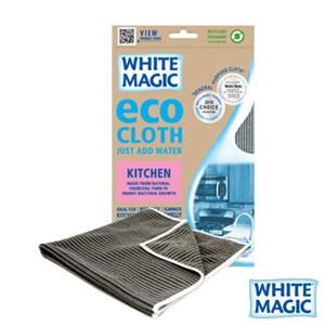 【WHITE MAGIC】澳洲進口備長炭專用廚房抹布 (2入)