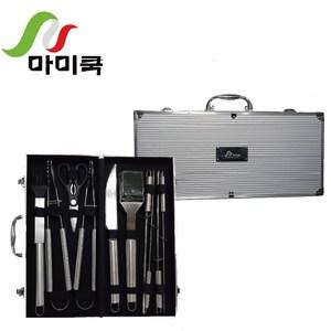 【mami. cook】露營刀具大全配11件組(野炊、露營、烤肉)