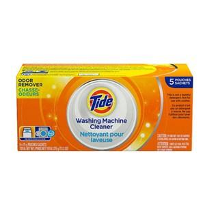 美國 Tide 洗衣槽洗潔劑-(75g*5/盒)*6/箱購