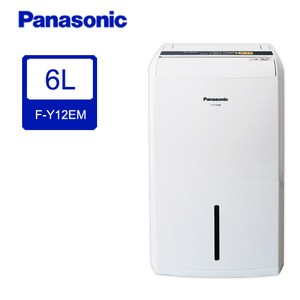 Panasonic 國際 6L除濕機 F-Y12EM
