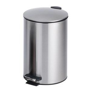 HOLA 里昂不銹鋼緩降垃圾桶-5L