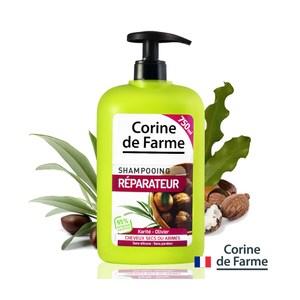 法國黎之芙乳木果油修護洗髮乳750ml