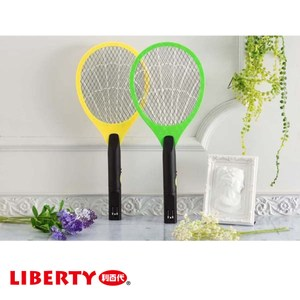 利百代 充電式電蚊拍 型號LB-8019ZA 色款隨機 LIBERTY