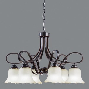 HONEY COMB 美式鄉村風吊燈六燈BL91191